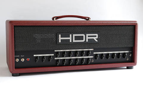 "HDR ""3+&quot two-channel hi-gain head;: image 1 of 5"